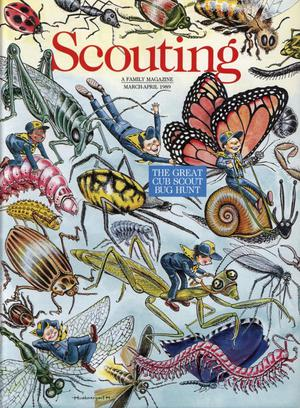 Scouting, Volume 77, Number 2, March-April 1989