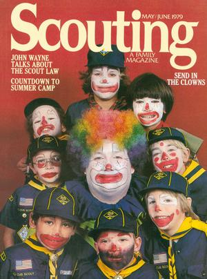 Scouting, Volume 67, Number 3, May-June 1979