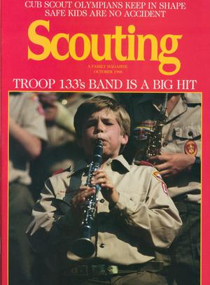 Scouting, Volume 76, Number 5, October 1988