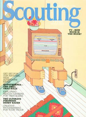 Scouting, Volume 66, Number 5, October 1978