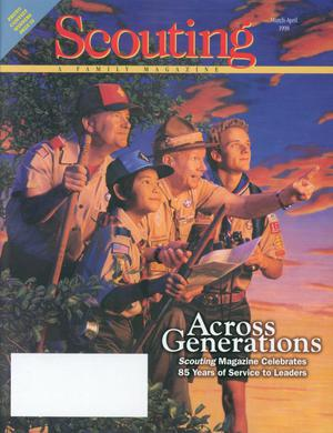 Scouting, Volume 86, Number 2, March-April 1998