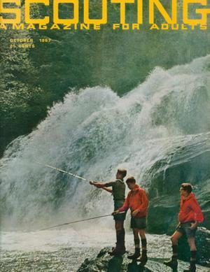 Scouting, Volume 55, Number 8, October 1967