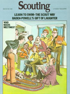 Scouting, Volume 70, Number 3, May-June 1982