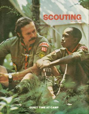 Scouting, Volume 60, Number 4, May-June 1972