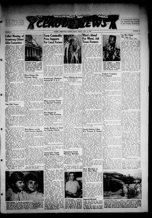 Primary view of object titled 'Claude News (Claude, Tex.), Vol. 58, No. 10, Ed. 1 Friday, November 12, 1948'.