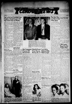 Primary view of Claude News (Claude, Tex.), Vol. 59, No. 14, Ed. 1 Friday, December 9, 1949