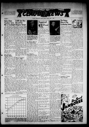 Primary view of object titled 'Claude News (Claude, Tex.), Vol. 57, No. 35, Ed. 1 Friday, May 7, 1948'.