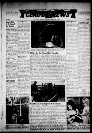 Primary view of object titled 'Claude News (Claude, Tex.), Vol. 58, No. 33, Ed. 1 Friday, April 22, 1949'.