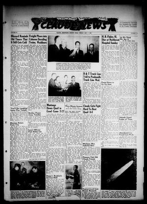 Primary view of object titled 'Claude News (Claude, Tex.), Vol. 58, No. 13, Ed. 1 Friday, December 3, 1948'.