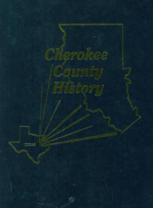 Primary view of object titled 'Cherokee County History'.