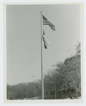 [Flagpole at Cistercian Preparatory School]