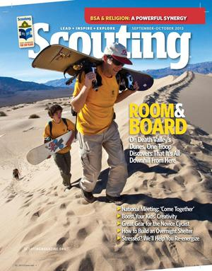 Scouting, Volume 101, Number 4, September-October 2013