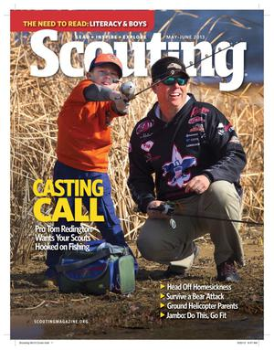 Scouting, Volume 101, Number 3, May-June 2013