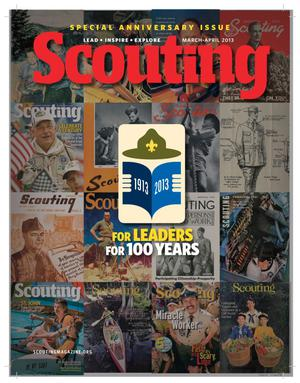 Scouting, Volume 101, Number 2, March-April 2013