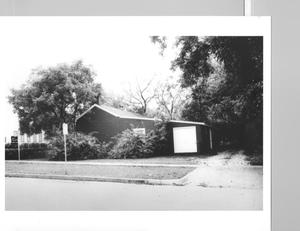 Primary view of object titled '[Adams-Ziller House Photograph #8]'.