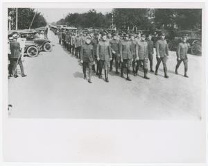 Primary view of object titled '[Locklear's funeral march]'.