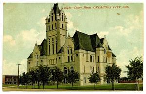 Court House, Oklahoma City, Okla