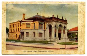 Carnegie Library, Oklahoma City, Oklahoma
