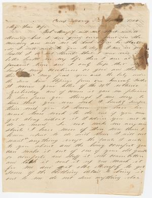 [Letter from Joseph A. Carroll to Celia Carroll, September 1864]