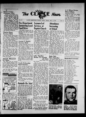 Claude News (Claude, Tex.), Vol. 68, No. 12, Ed. 1 Thursday, November 14, 1957