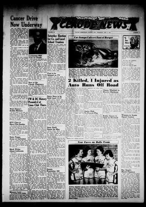 Claude News (Claude, Tex.), Vol. 63, No. 31, Ed. 1 Thursday, April 2, 1953