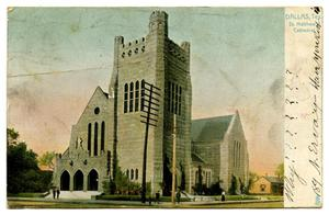 [St. Matthew's Cathedral, Dallas, Texas]