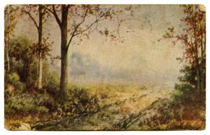 Primary view of object titled '[Country Road]'.