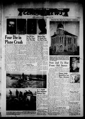 Claude News (Claude, Tex.), Vol. 62, No. 19, Ed. 1 Thursday, January 8, 1953