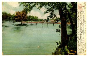 Primary view of object titled '[Oak Lawn Park, Dallas, Tex.]'.