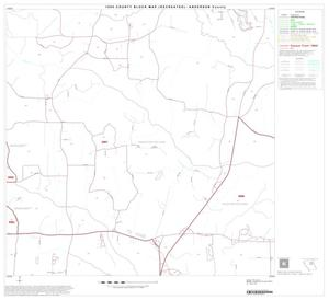 Primary view of object titled '1990 Census County Block Map (Recreated): Anderson County, Block 9'.