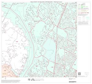 Primary view of object titled '1990 Census County Block Map (Recreated): Travis County, Block 51'.