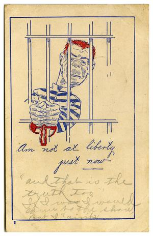 Primary view of object titled '[Prisoner]'.