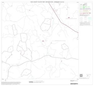 Primary view of object titled '1990 Census County Block Map (Recreated): Edwards County, Block 7'.