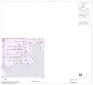 Primary view of object titled '1990 Census County Block Map (Recreated): Kleberg County, Inset A04'.