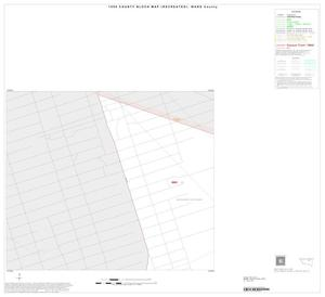 Primary view of object titled '1990 Census County Block Map (Recreated): Ward County, Inset A01'.