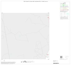 Primary view of object titled '1990 Census County Block Map (Recreated): Starr County, Inset A03'.