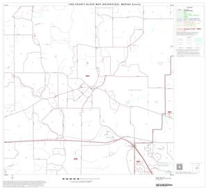 Primary view of object titled '1990 Census County Block Map (Recreated): Medina County, Block 11'.