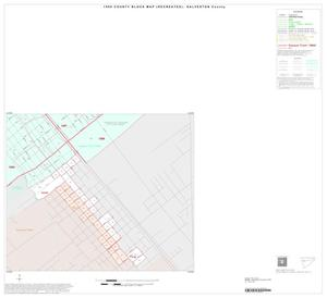 Primary view of object titled '1990 Census County Block Map (Recreated): Galveston County, Inset C04'.
