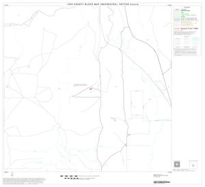 Primary view of object titled '1990 Census County Block Map (Recreated): Potter County, Block 13'.