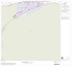 Primary view of object titled '1990 Census County Block Map (Recreated): San Patricio County, Block 21'.