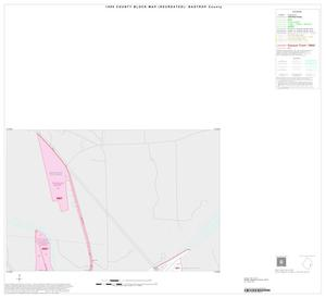 Primary view of object titled '1990 Census County Block Map (Recreated): Bastrop County, Inset D01'.