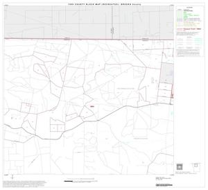 Primary view of object titled '1990 Census County Block Map (Recreated): Brooks County, Block 2'.