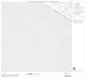 Primary view of object titled '1990 Census County Block Map (Recreated): Harris County, Block 145'.
