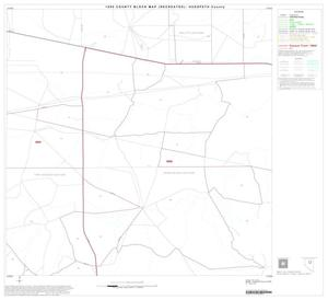 Primary view of object titled '1990 Census County Block Map (Recreated): Hudspeth County, Block 7'.