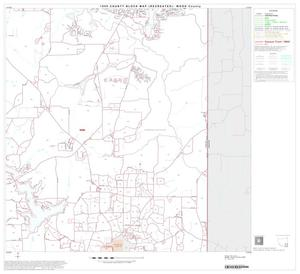 Primary view of object titled '1990 Census County Block Map (Recreated): Wood County, Block 16'.