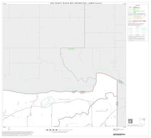 Primary view of object titled '1990 Census County Block Map (Recreated): Lamar County, Block 4'.