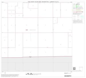 Primary view of object titled '1990 Census County Block Map (Recreated): Lubbock County, Block 44'.