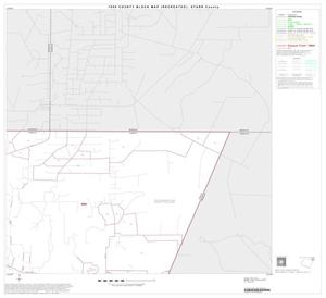 Primary view of object titled '1990 Census County Block Map (Recreated): Starr County, Block 5'.