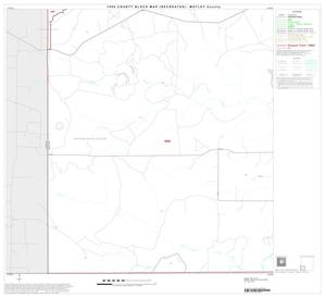 Primary view of object titled '1990 Census County Block Map (Recreated): Motley County, Block 7'.