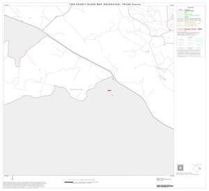 Primary view of object titled '1990 Census County Block Map (Recreated): Pecos County, Block 26'.